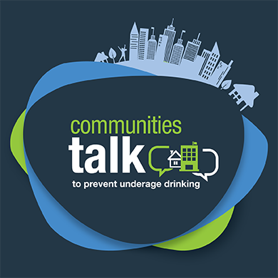 Communities Talk logo