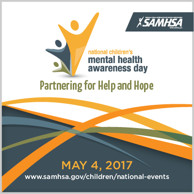 Children's Mental Health Awareness Day Banners from SAMHSA