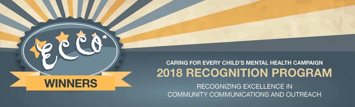 The Excellence in Community Communications and Outreach (ECCO) Recognition Program Winners