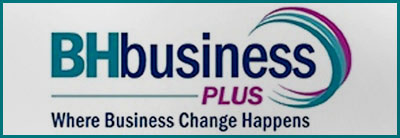 BHbusiness logo  - where business change happens