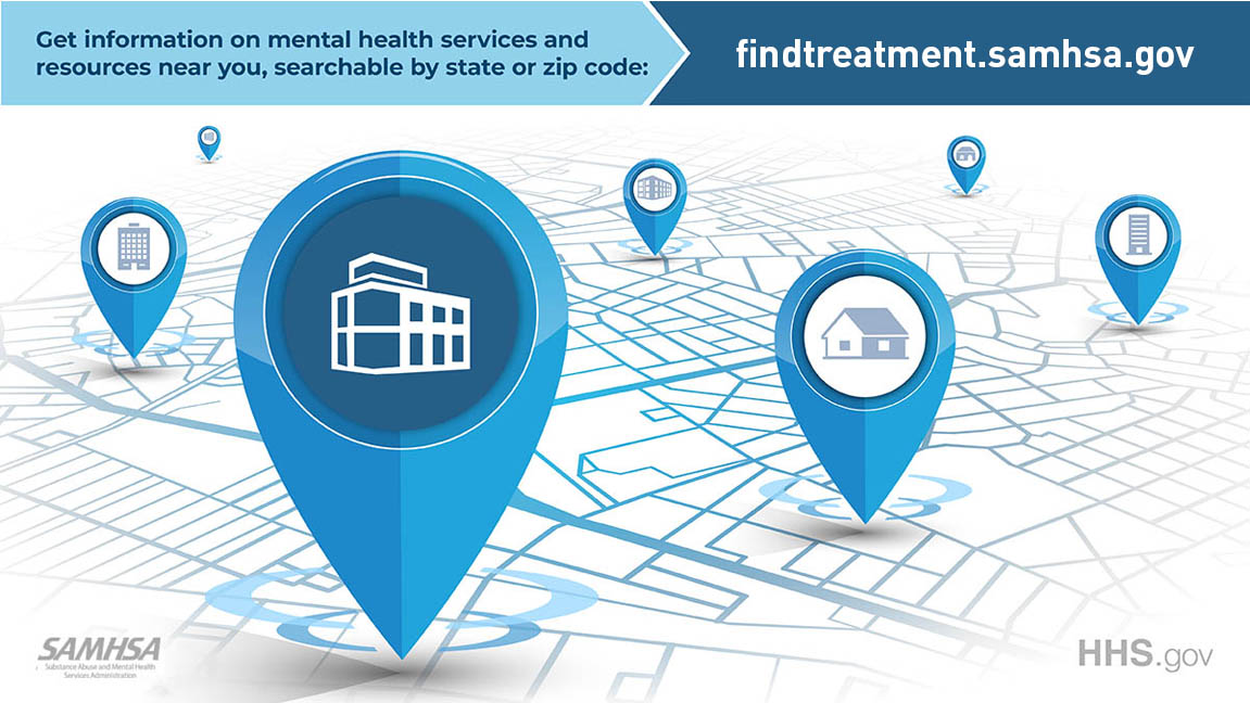 Find Treatment | SAMHSA - Substance Abuse and Mental Health