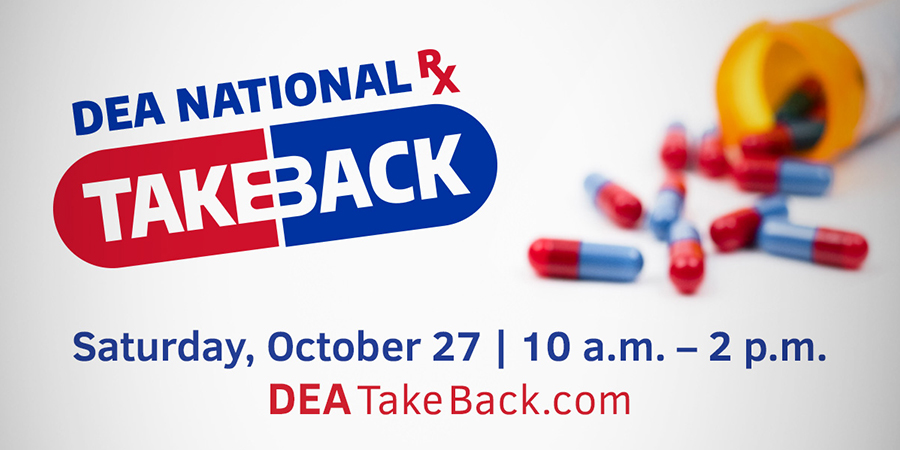 The DEAs Take Back Day Events Provide An Opportunity For Americans To Prevent Drug Addiction And Overdose Deaths Find A Site Near You