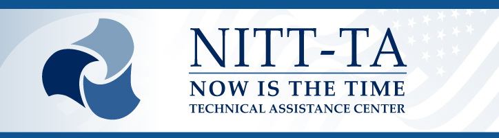 NITT-TA. Now is the time. Technical Assistance Center.