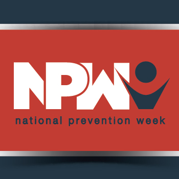 National Prevention Week 2019 - May 12-18, 2019