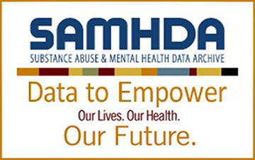 Substance Abuse and Mental Health Data Archive (SAMHDA). Data to empower our lives, our health, our future.