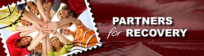 Partners for Recovery banner