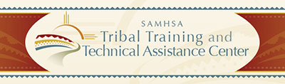 SAMHSA's Tribal Training and Technical Assistance Center banner image