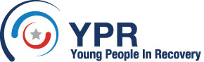 Young People in Recovery logo