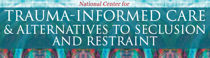National Center for Trauma-Informed Care and Alternatives to Seclusion and Restraint (NCTIC) banner