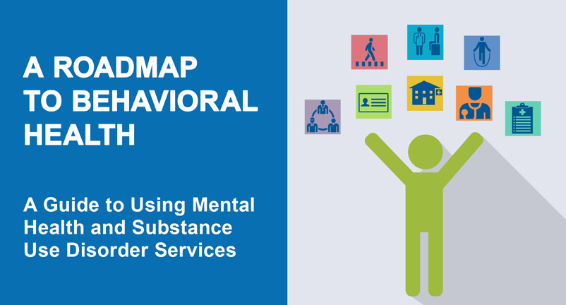 Roadmap to Behavioral Health - cover