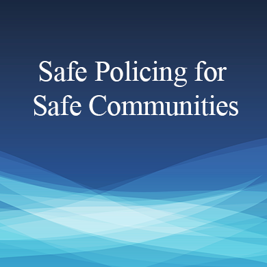Safe Policing for Safe Communities Thumbnail Image