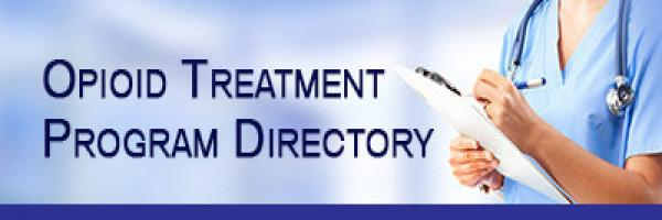 Opioid Treatment Program Directory.