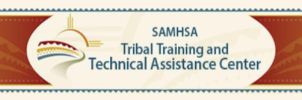 SAMHSA's Tribal Training and Technical Assistance Center banner