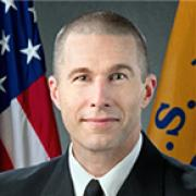 Captain (CAPT) Michael King, Ph.D., M.S.W