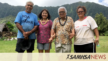 SAMHSA News - Healing in Hawaii
