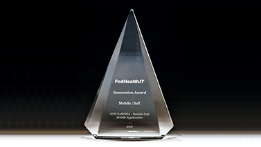 FedHealthIT Innovation Award in the Mobile/IoT Category