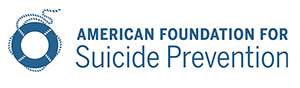 American Foundation for Suicide Prevention (AFSP) logo