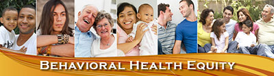 Behavioral Health Equity banner