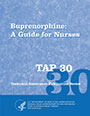 Nurses' Guide to Buprenorphine document thumbnail
