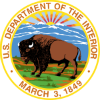 Department of the Interior seal