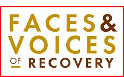 Faces & Voices of Recovery  logo
