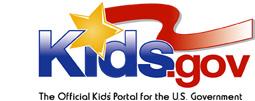 Kids.gov logo
