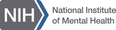 National Institute of Mental Health (NIMH) logo