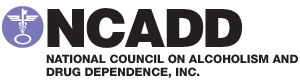 The National Council on Alcoholism and Drug Dependence, Inc. (NCADD) logo