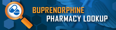 Buprenorphine Pharmacy Lookup
