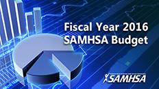 Fiscal Year 2016 SAMHSA Budget