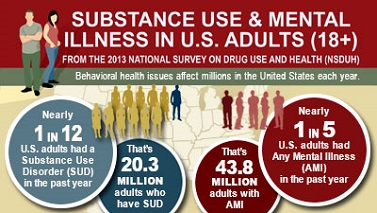 The first release of the 2013 National Survey on Drug Use and Health (NSDUH)